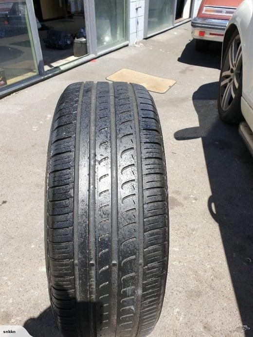Pirelli tyre 1