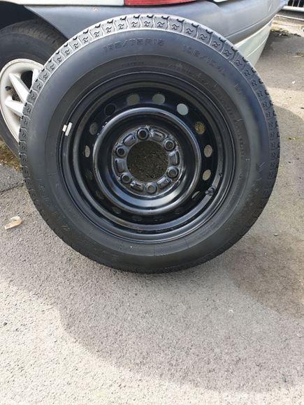 Yokohama Tyre Rim 185 75R15