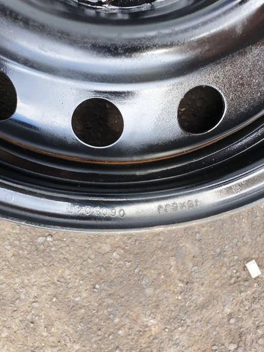 wheel rim 5 stud 1
