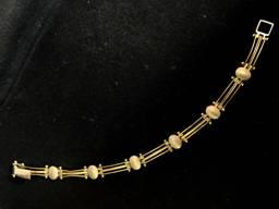 Gold Layered Bracelet