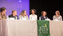 Alumni of Pittsburgh's all-girls school, The Ellis School, discuss their career paths at an alumnae panel.