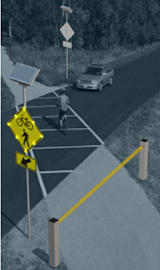 OMNIA Email - Infrared Bollards