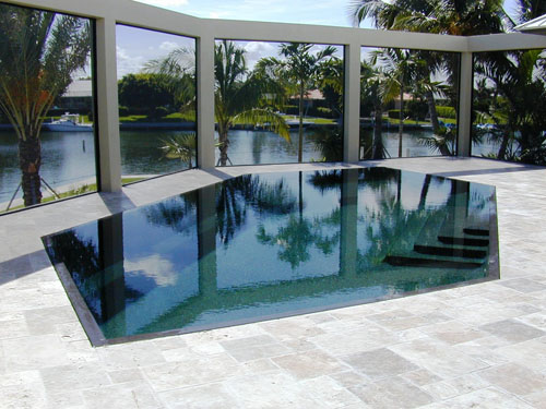 Custom Pools Infinity Edge And Perimeter Overflow Talk