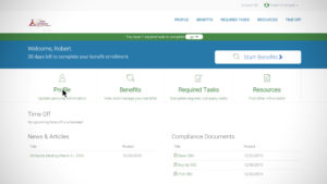 DCW Group Benefits Administration Software Demo