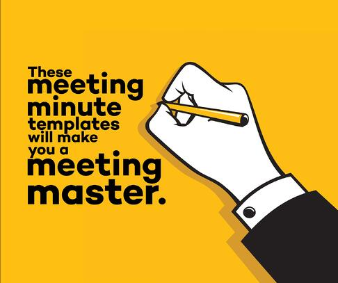 MeetingMinuteTemplateHendrixai