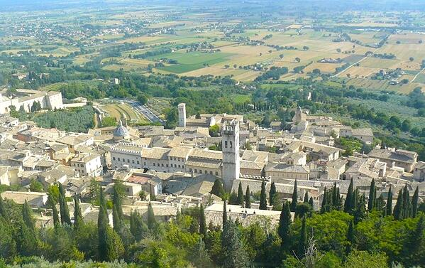 DH Villas - Assisi and Saint Francis