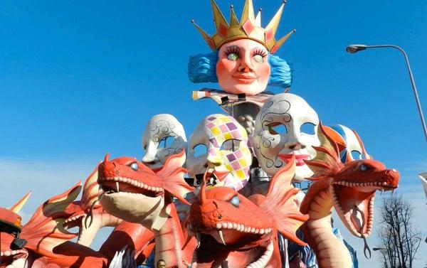 DH Villas - Carnival in Fano