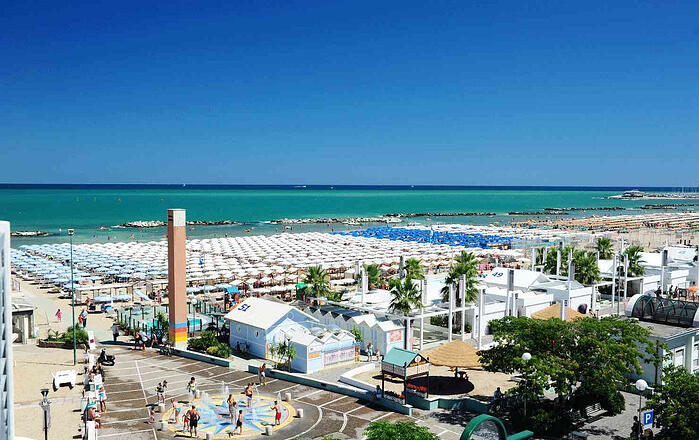 DH Villas - Cattolica the Queen of the Adriatic coast