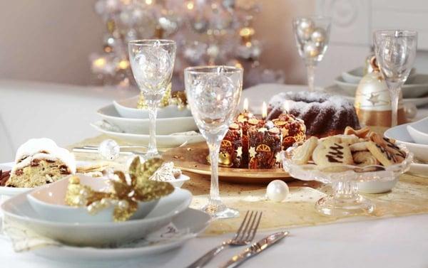 DH Villas - Christmas Menu in Le Marche region