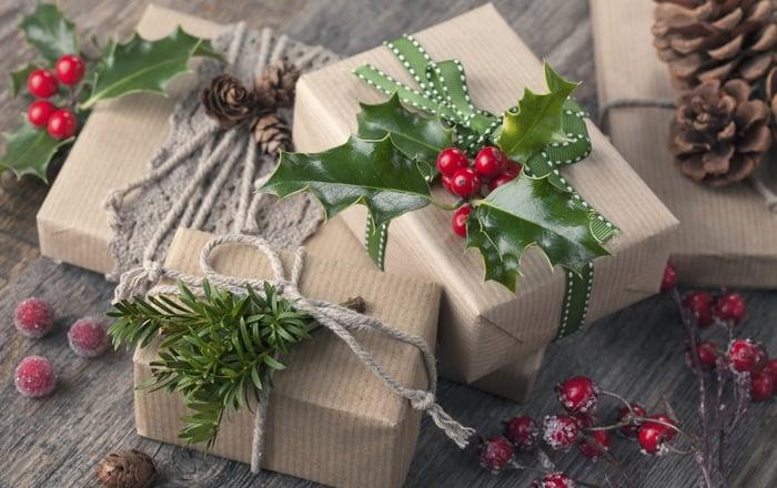DH Villas - Christmas presents in Le Marche