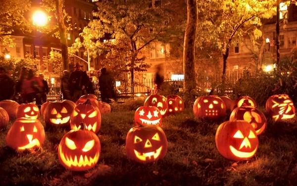 DH Villas - Halloween in Corinaldo