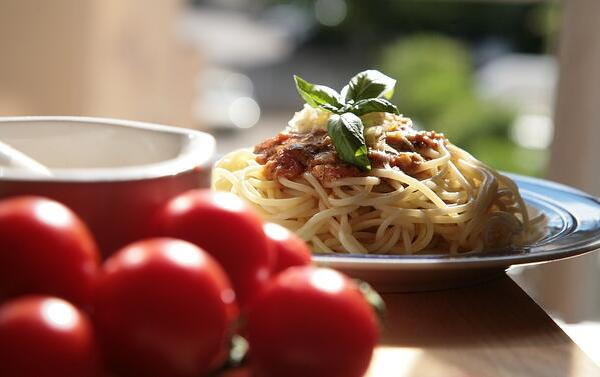 DH Villas - Italian-style meals