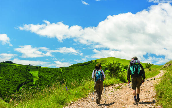 DHvillas-Itinerari per trekking ed escursioni i migliori sentieri umbro-marchigiani