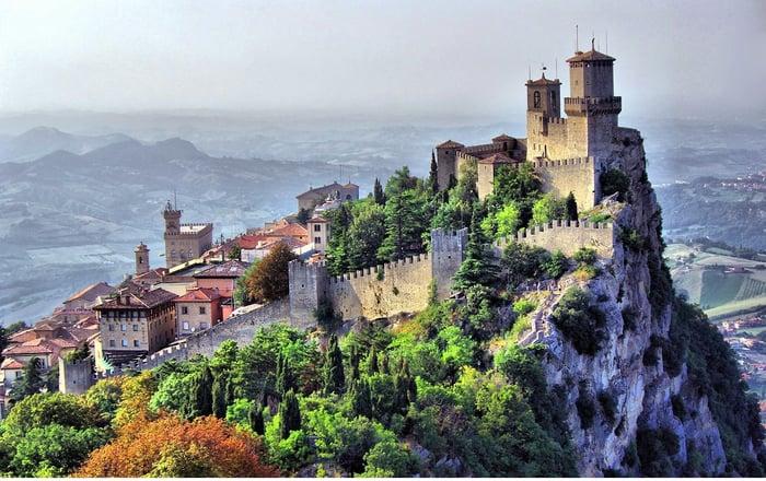 DHvillas-San Marino lo Stato nello Stato