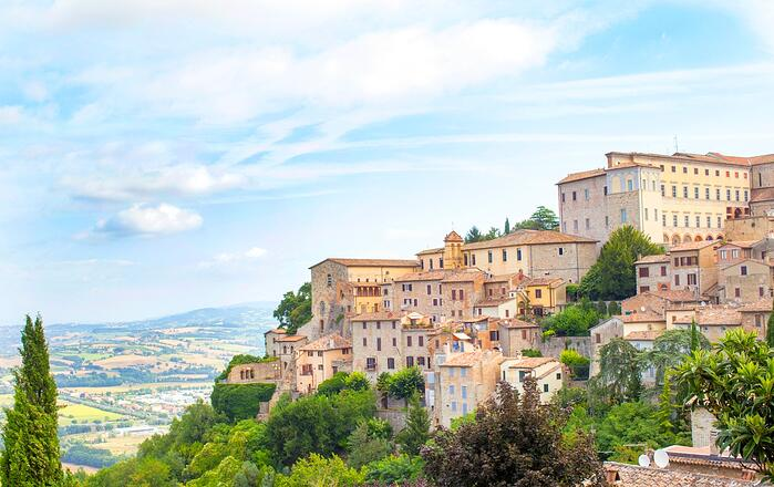 DHvillas-Todi the ideal city in the heart of Italy