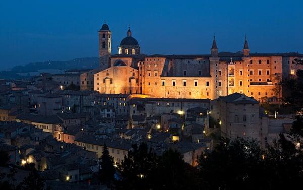 DH Villas - Urbino and the renaissance