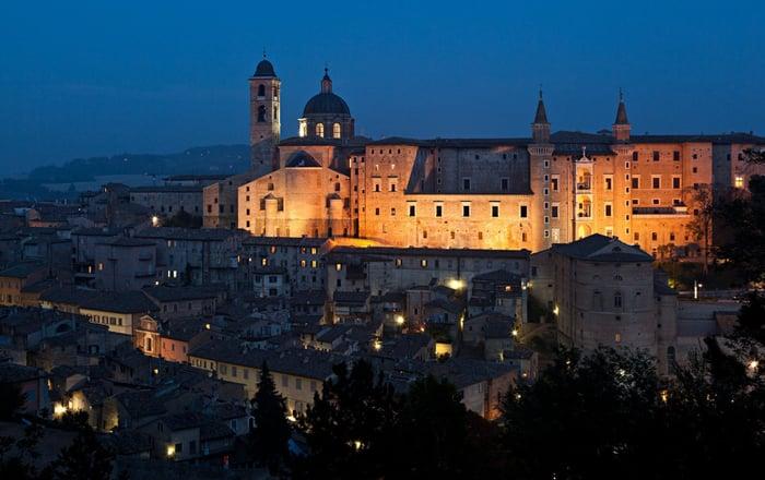 DHvillas-Urbino the city of the Italian Renaissance