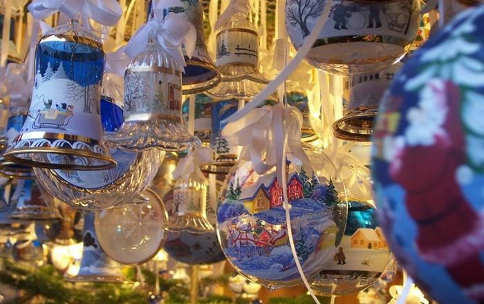 DH Villas - Christmas markets in Rimini