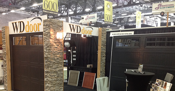 WD Door Will Once Again Have A Booth At The Des Moines Home + Garden Show!  There Is A Lot To Get Excited About This Year With Special Guest Speakers,  ...