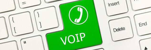 Can you hear the VoIP man calling?