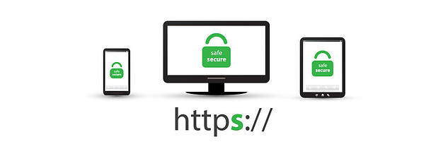 Safe web browsing requires HTTPS
