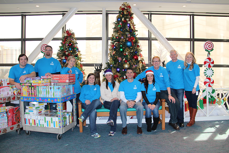 Accudata Systems Raises More Than $13,000 for Make-A-Wish Foundation