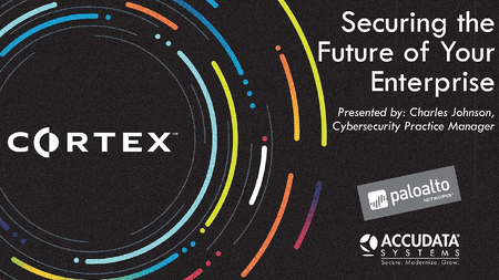 Securing the Future with Palo Alto Cortex