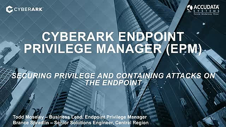 Securing Privilege and Containing Attacks on Endpoints [Webinar]
