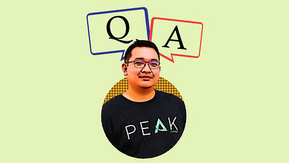 Peak Support Q&A: Jan Merrick Lazaro