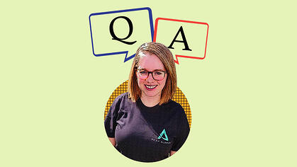 Peak Support Q&A: Kaci Barker