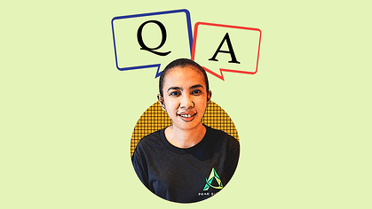 Peak Support Q&A:Raezalaine Tayag