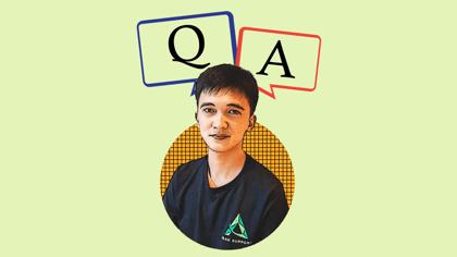 Peak Support Q&A: Kevin Calatrava