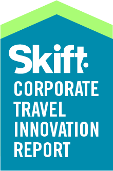 Corporate Travel Innovation Report Logo