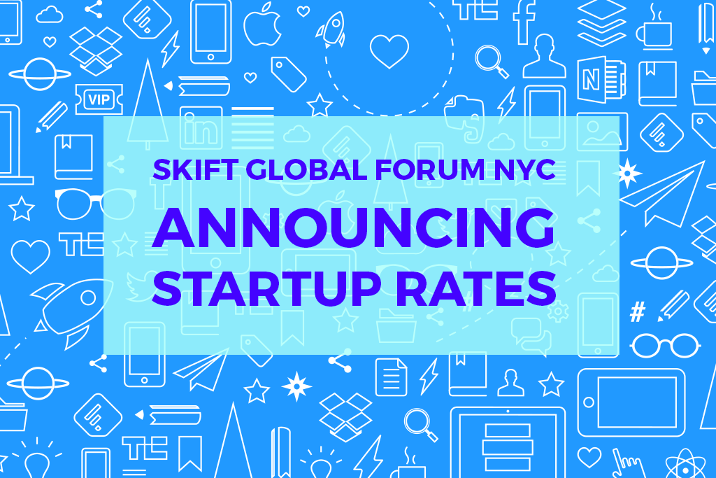 Startup Tickets Announced