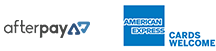 AMEX-and-afterpay-logo