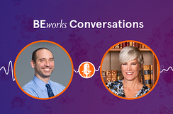 BEworks Conversations with Jonathan Howard: When business leaders might have more in common with ER doctors than they realize