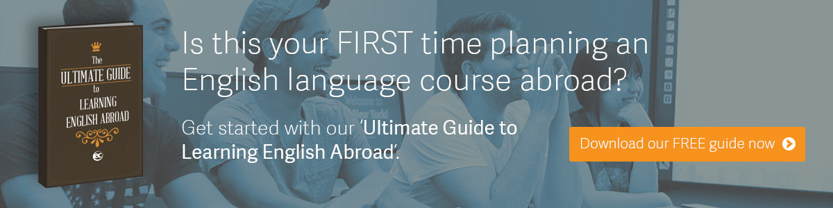 Ultimate Guide to Learning English Abroad