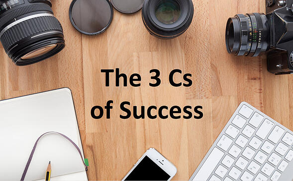 The 3 Cs of Success for Photography Companies