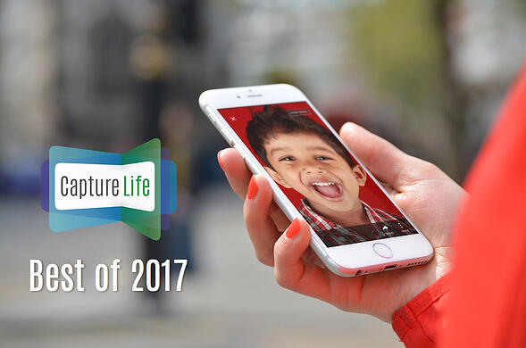 CaptureLife Named a Best New Product of 2017