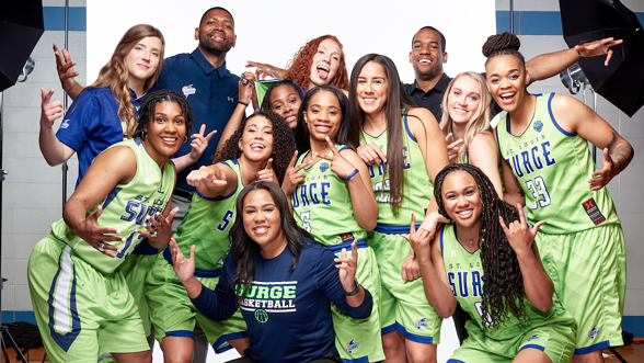 It's a fast break! The St. Louis Surge professional women's basketball team signs Capturelife to engage fans, delight sponsors and grow revenue.