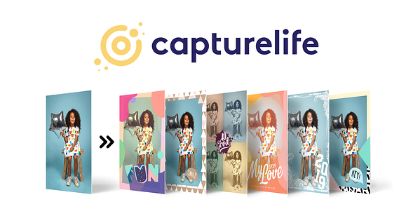 New to the Capturelife Marketplace: Stunning image transformations sure to entice consumers and grow your revenue.