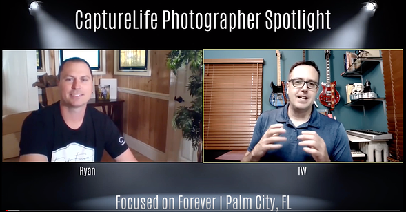 CaptureLife Photographer Spotlight with Focused on Forever
