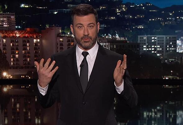Jimmy Kimmel Live monologue underscores the disconnect between industry practices and parents' lives