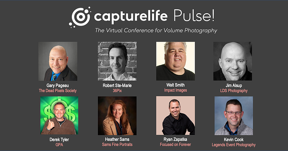 Capturelife Pulse Conference