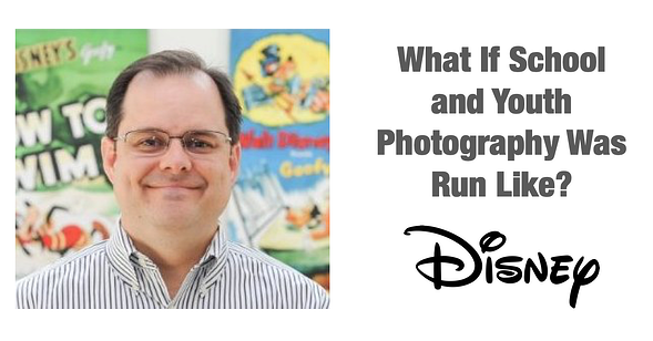 Encore presentation from SPAC featuring Rob Mauldin, former Disney imaging executive
