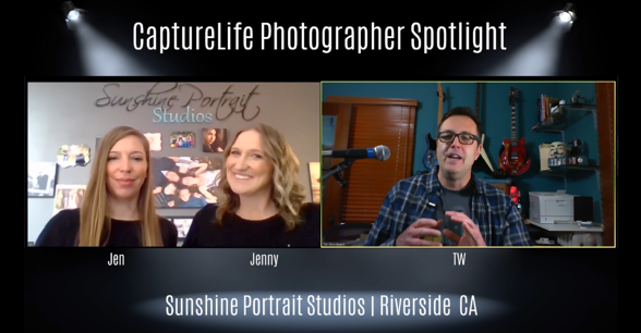 CaptureLife Photographer Spotlight with Sunshine Portrait Studios