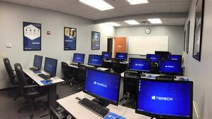 TriMech Training Room