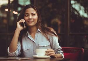 Phone call interviews
