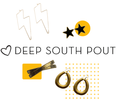 Deep South Pout logo