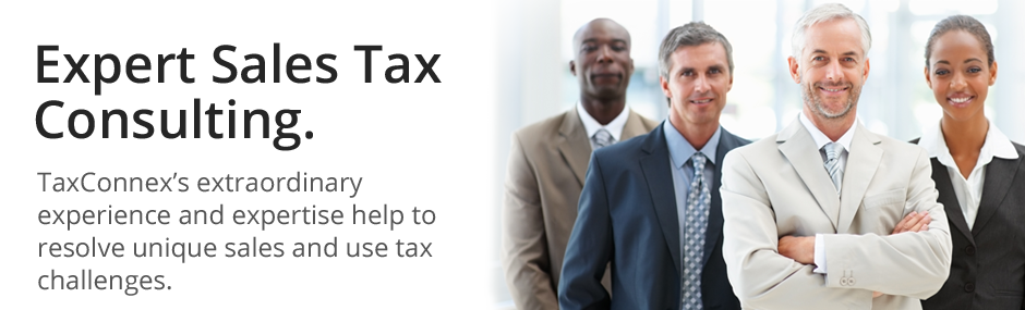 sales tax consulting